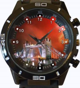 【送料無料】london bridge gt series sports wrist watch