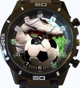 【送料無料】soccer footballer gt series sports wrist watch