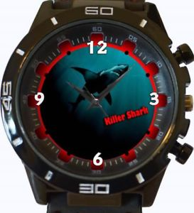【送料無料】killer shark gt series sports wrist watch