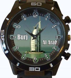 【送料無料】burj alarab gt series sports wrist watch