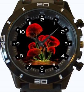 【送料無料】mushroom art gt series sports wrist watch