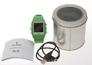 【送料無料】mc onsen orologio digit multifunz, presentazione foto, calendario, usb c123