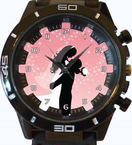 【送料無料】bride and groom wedding gift personalise gt series sports wrist watch