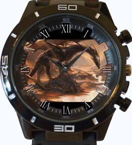 【送料無料】dragon monster wrist watch fast uk seller