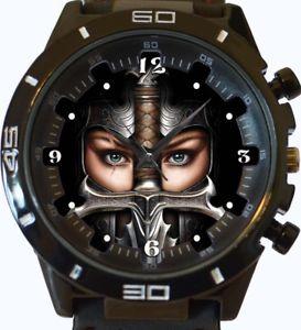 【送料無料】warrior princess wrist watch fast uk seller