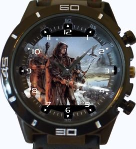 【送料無料】winter warriors wrist watch fast uk seller
