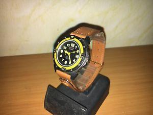 【送料無料】watch sector exp 101 expander orologio swiss made wr 100m quartz 38mm