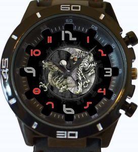 【送料無料】chinese yin yang beautiful watch gt series sports wrist watch fast uk seller