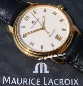【送料無料】exklusive maurice lacroix ls mecaniques date