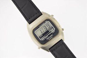 【送料無料】timeless estate digital mens wrist watch by mercury