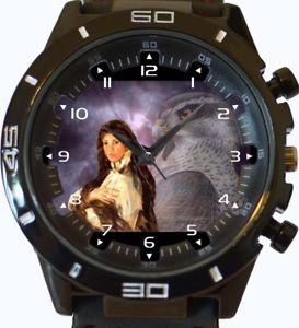 【送料無料】eagle girl legend wrist watch fast uk seller