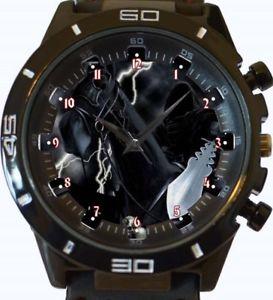 【送料無料】dark gothic horse rider gt series sports wrist watch fast uk seller