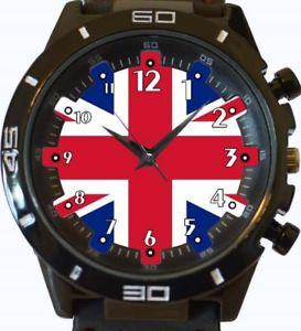 【送料無料】flag of united kingdom gt series sports wrist watch