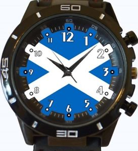 【送料無料】flag of scotland gt series sports wrist watch