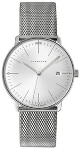 【送料無料】orologio watch junghans max bill quartz 041446344