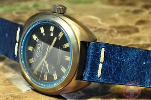out of order ooo torpedine blue  vintage look   and dependable