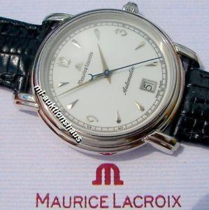 【送料無料】wunderschne maurice lacroix pontos date