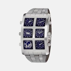 【送料無料】icelink watch generation 6 tz time zone kai gold stone blue yerevan edition ss