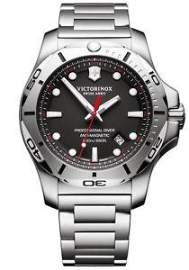 【送料無料】victorinox inox professional diver herrenuhr 241781