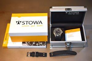 送料無料 stowa flieger classic 40 watchautomatic 40mmno date no logo complete setshoQrCtxBd