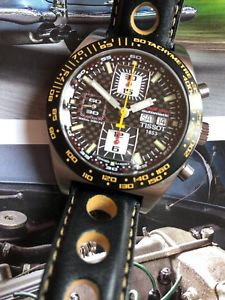 tissot t91142781 prs 516 valjoux automatic chronograph boxed with manuals