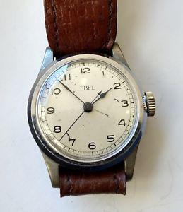 【送料無料】vintage ebel british military year 1940 issue wristwatch 6b159 234 cal99
