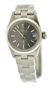 【送料無料】tudor princess quartz oysterdate stainless steel watch 93500