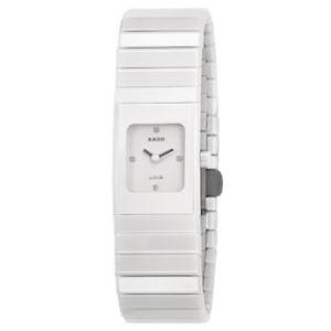 【送料無料】rado ceramica jubile womens quartz watch r21712702