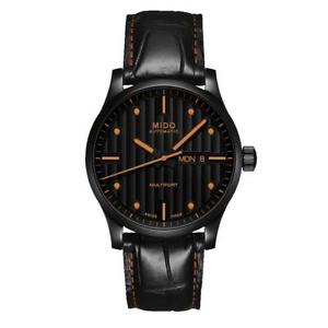 【送料無料】mido mens multifort special edition 42mm automatic watch m0054303605180