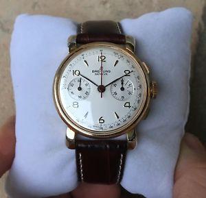 【送料無料】breitling chronograph 50es ref 1192 jumbo oversize 38mm