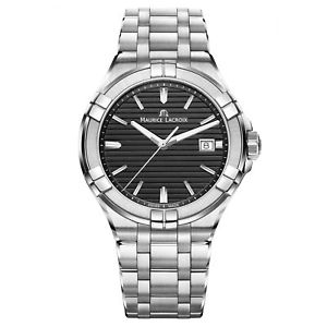 【送料無料】maurice lacroix ai1008ss0023311 mens aikon wristwatch