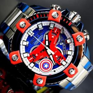 mens invicta bulk watch selection  with tags and warranty
