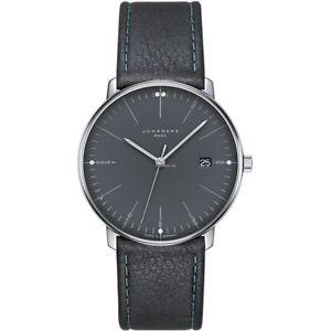 【送料無料】authorized dealer junghans 058482300 max bill mega radio controlled watch