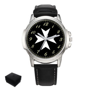 【送料無料】cornwall county flag gents mens wrist watch gift engraving