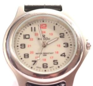 送料無料 ricardo r stainless steel wristwatch4ARj53qL