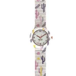 moda orologio breil hip hop jungle fever donna bianco bianco  hwu0886