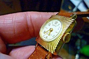 ladies 17mm oris 7jewels 440kf swissmade watch