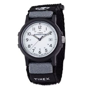 timex t49713 mens water resistant camper analogue watch