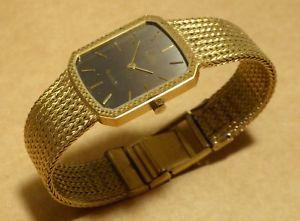 【送料無料】ladies limit international quartz watch in leather pouch, good condition,