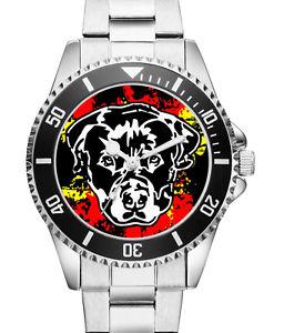 rottweiler hund geschenk fan artikel zubehr fanartikel uhr 2634