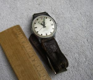 【送料無料】vintage mens dugena german 17j manual wind watch2113 mvmtpartsrestore:hokushin