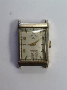 2020年春の 【送料無料】vintage lord elgin 21jewel manual wind gold filled wristwatch ww128, アサヒチョウ bd05033f