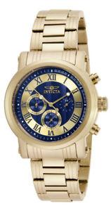 【公式ショップ】 【送料無料】invicta specialty 15217 mens roman numerals purple chronograph analog watch, 最新 22cce763