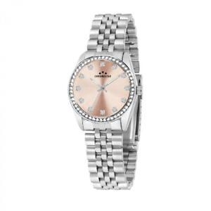 orologio solo tempo donna chronostar by sector luxury r3753241516 acciaio nuovo