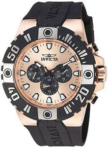 【送料無料】invicta 23972 mens pro diver quartz stainless steel amp; polyurethane watch