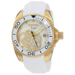 【送料無料】invicta angel 0488 silicone watch
