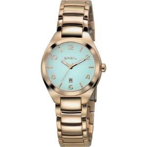 【送料無料】orologio donna breil precious tw1374 bracciale acciaio ros verde acqua sub 50mt