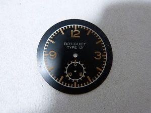 【送料無料】 cadran neuf de montre de bord breguet type 12