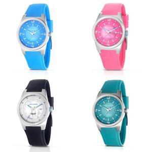 【送料無料】orologio donna piquadro po126 silicone colorato quadrante madreperla