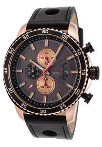 【送料無料】 mens red line speed rush chronograph brown rose gold rl304crg01 ret695